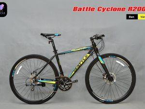 xe dap the thao 700c touring battle cyclone r2000