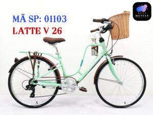 Xe-dap-duong-pho-26-inch-vinabike-latte-v26-xanh